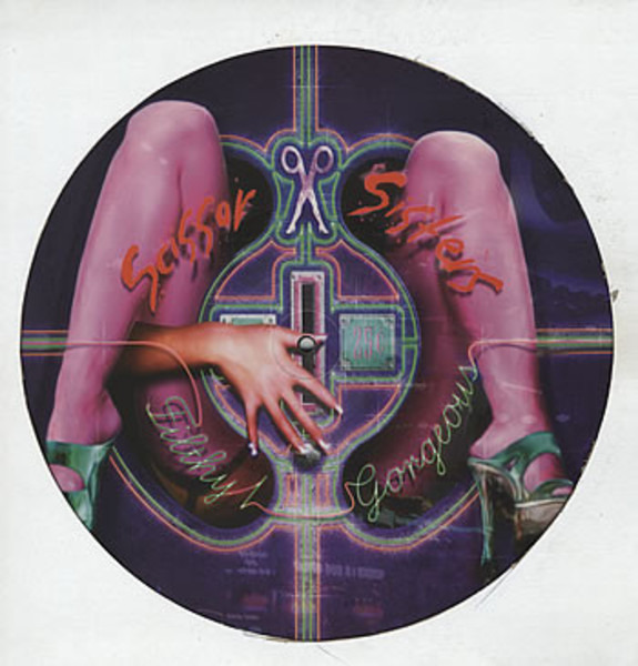 SCISSOR SISTERS - Filthy / Gorgeous - LP