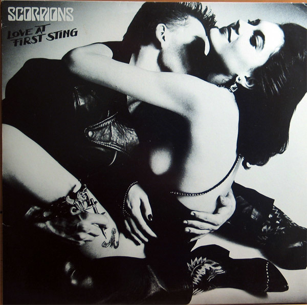 scorpions love at first sting