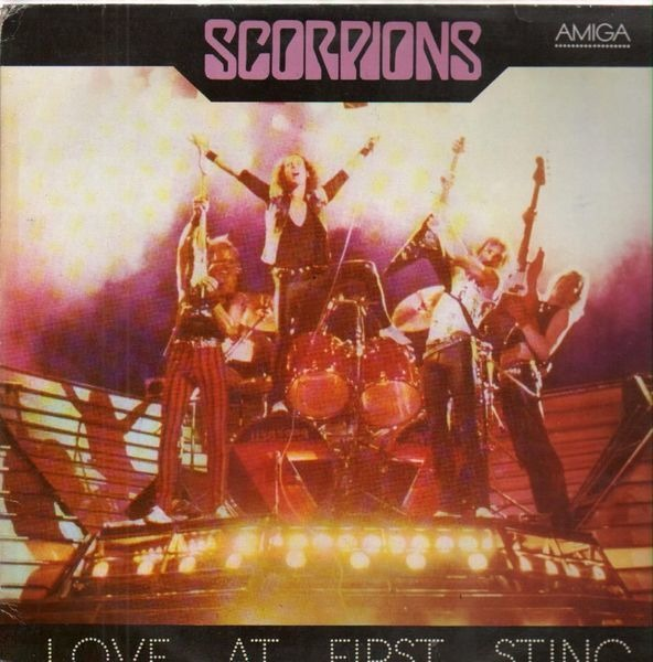 scorpions love at first sting (amiga edition)