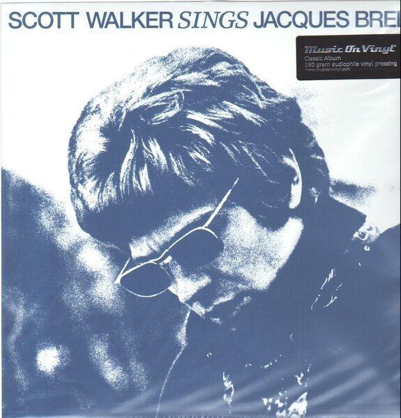 #<Artist:0x007f35e2721b58> - Scott Walker Sings Jacques Brel