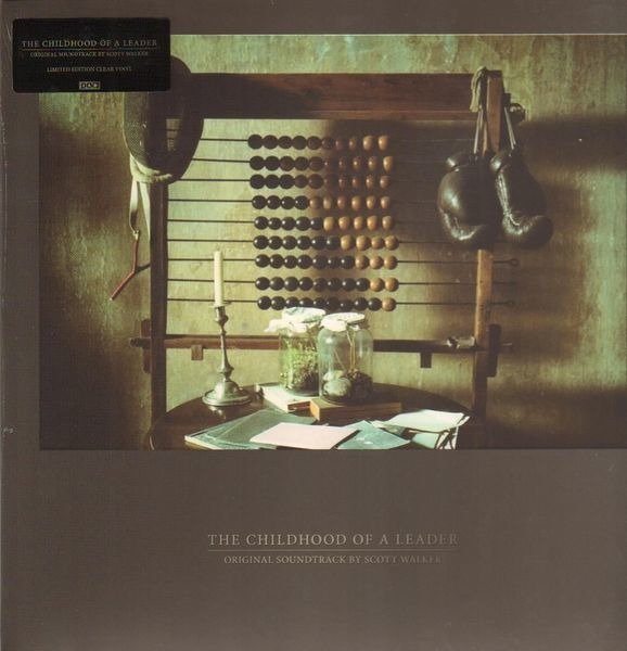 #<Artist:0x007f3380490010> - The Childhood Of A Leader-OST-Transparent Vinyl-Lt