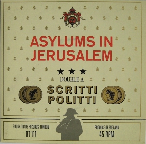 #<Artist:0x007f41c87dbd68> - Asylums In Jerusalem / Jacques Derrida