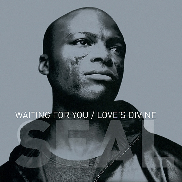 SEAL - Waiting For You / Love's Divine - CD single