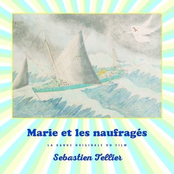 #<Artist:0x00007fd90307fab0> - Marie Et Les Naufrages (ost) (lp+mp3)