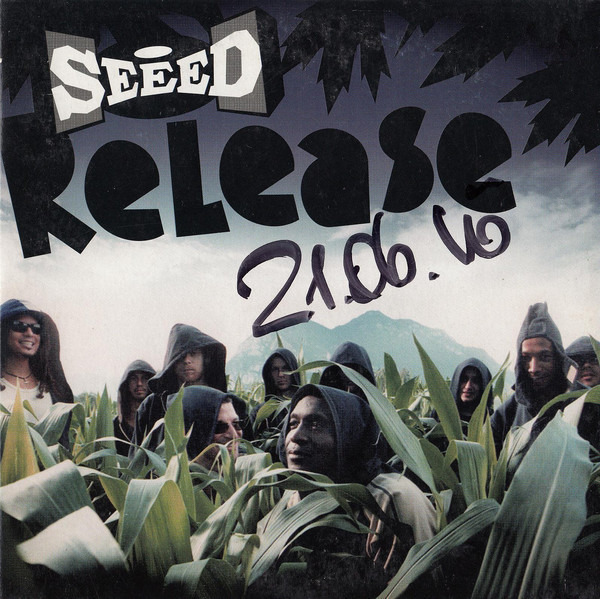 SEEED - Release (CARDBOARD SLEEVE) - CD single