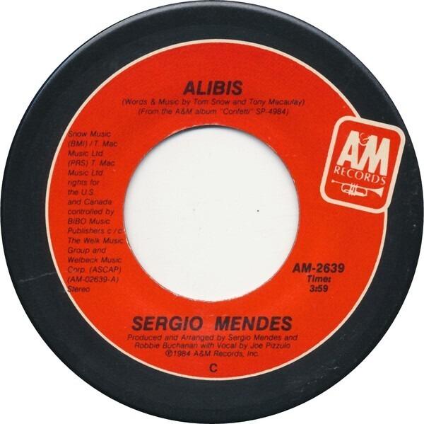 Sérgio Mendes Alibis