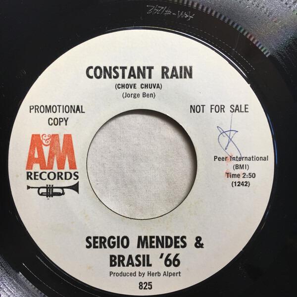 Sérgio Mendes & Brasil '66 Constant Rain (Chove Chuva)