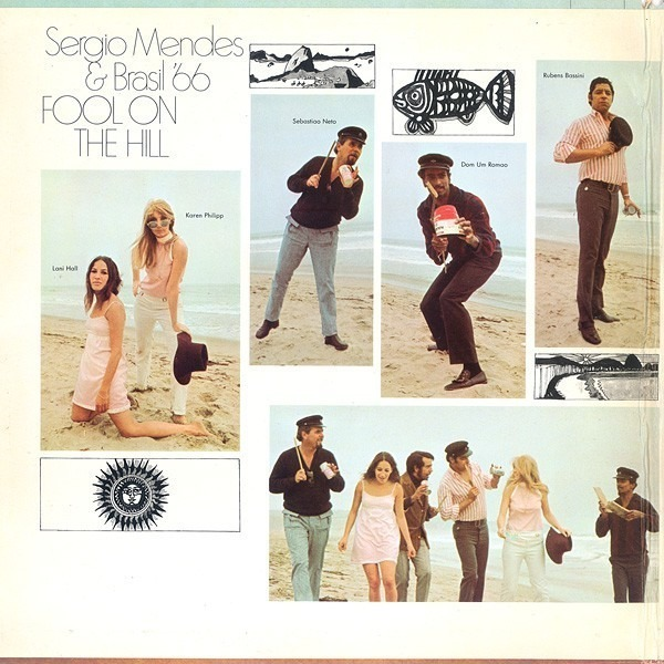 Sérgio Mendes & Brasil '66 Fool On The Hill (GATEFOLD)