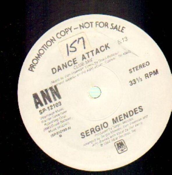 Sergio Mendes, Sérgio Mendes Dance Attack