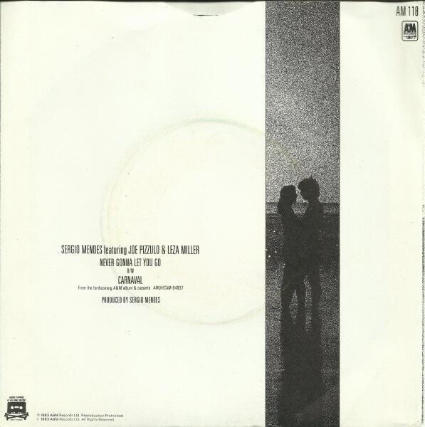 Sérgio Mendes Never Gonna Let You Go (SINGLE)