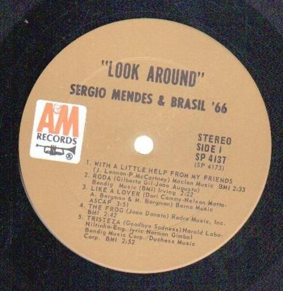 Sergio Mendes & Brasil '66, Sérgio Mendes & Brasil Look Around