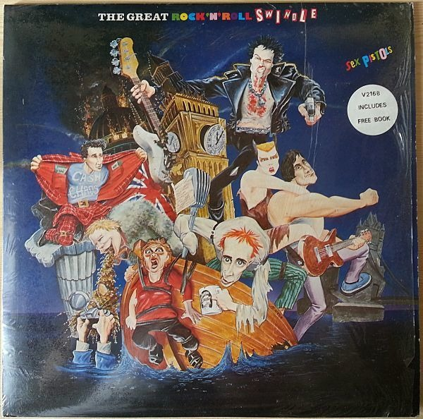 #<Artist:0x00007fcea616d8d0> - The Great Rock 'n' Roll Swindle
