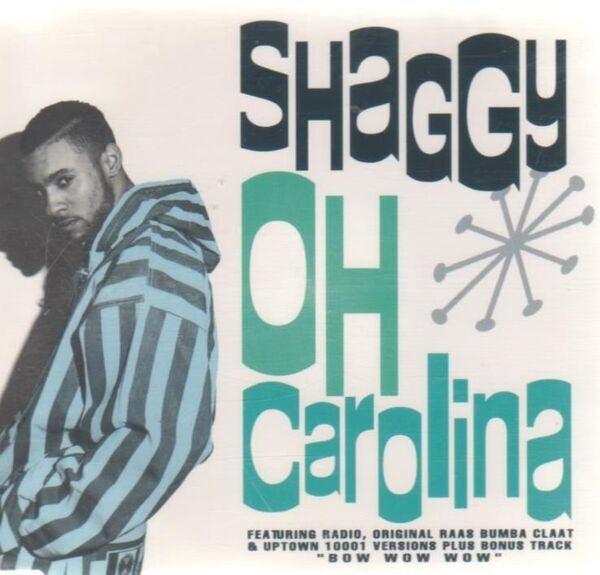 SHAGGY - Oh Carolina - CD single