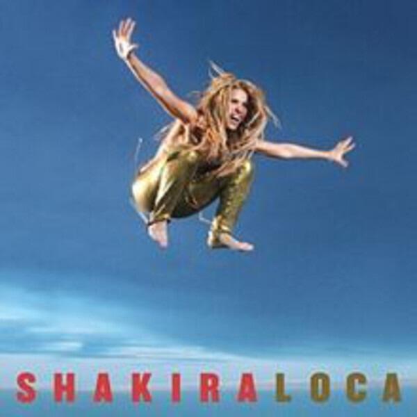 SHAKIRA FEAT. DIZZEE RASCAL - Loca - CD single