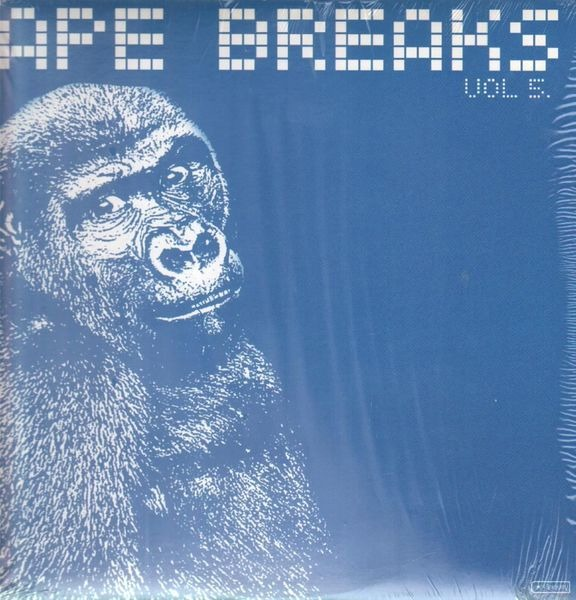 #<Artist:0x00007fce8c42f628> - Ape Breaks Vol. 5