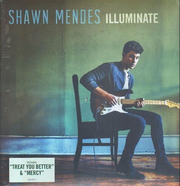 Illuminate Deluxe Shawn Mendes: Illuminate (2lp) - Shawn Mendes