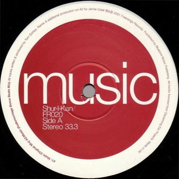 SHUR-I-KAN - Music - Maxi x 1