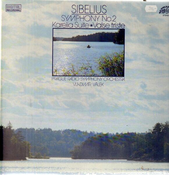 #<Artist:0x007fafb2a077b0> - Symphony No 2 / Karelia Suite / Valse Triste