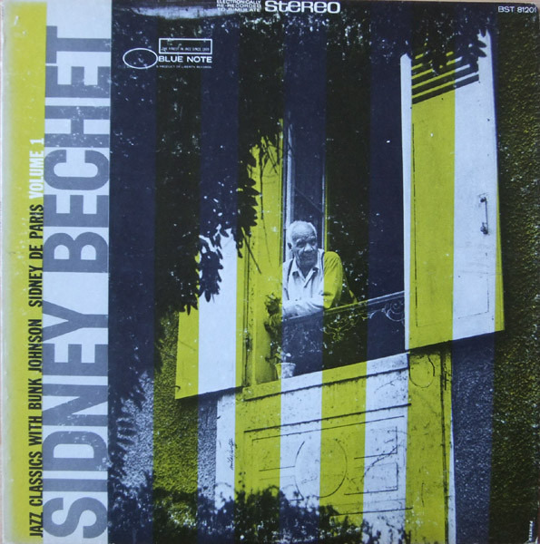SIDNEY BECHET WITH BUNK JOHNSON / SIDNEY DE PARIS - Jazz Classics Volume 1 (LABEL VARIATION) - 33T