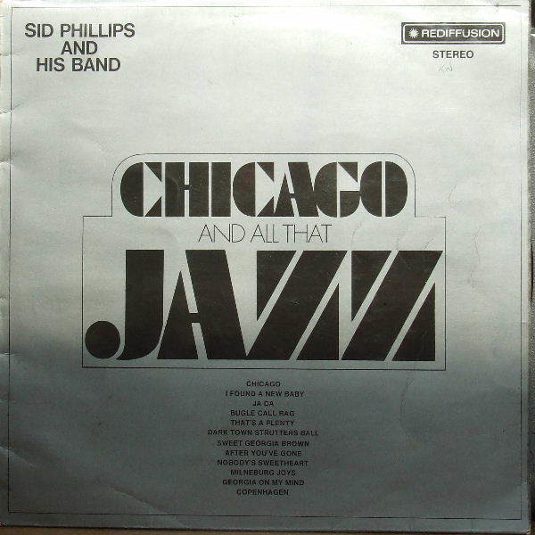 Sid Phillips And His Band 27 Vinyl Records Amp Cds Found On