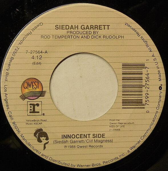 #<Artist:0x00007fd901861e60> - Innocent Side