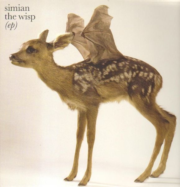 SIMIAN - The Wisp (EP) - Maxi x 1