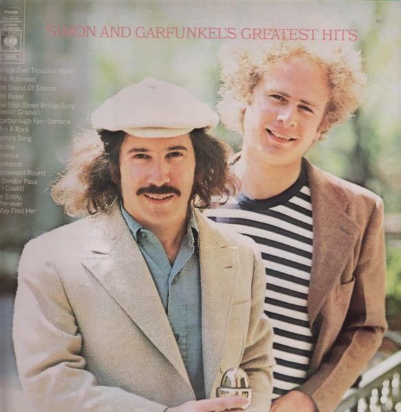 #<Artist:0x007fafb934e4f8> - Simon And Garfunkel's Greatest Hits