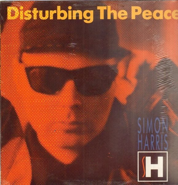 Simon Harris Disturbing The Peace (STILL SEALED)