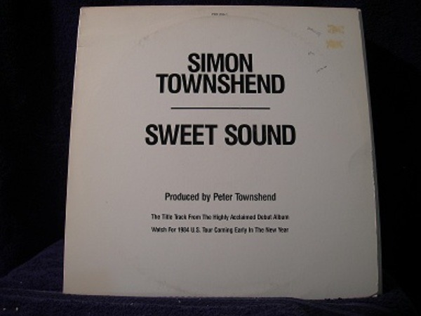 Simon Townshend - Sweet Sound