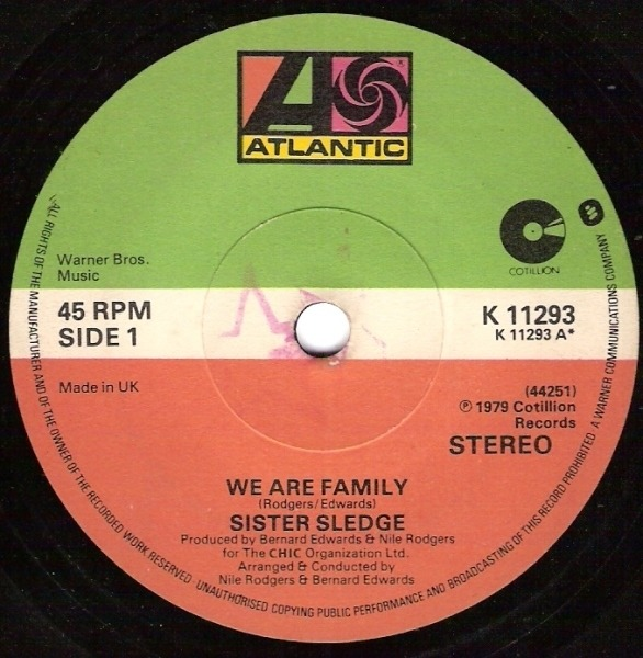 #<Artist:0x007ff340ef6178> - We Are Family