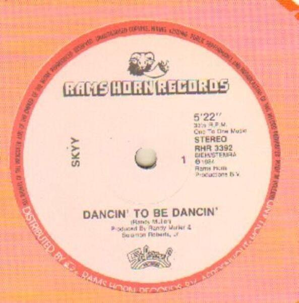 skyy dancin' to be dancin'