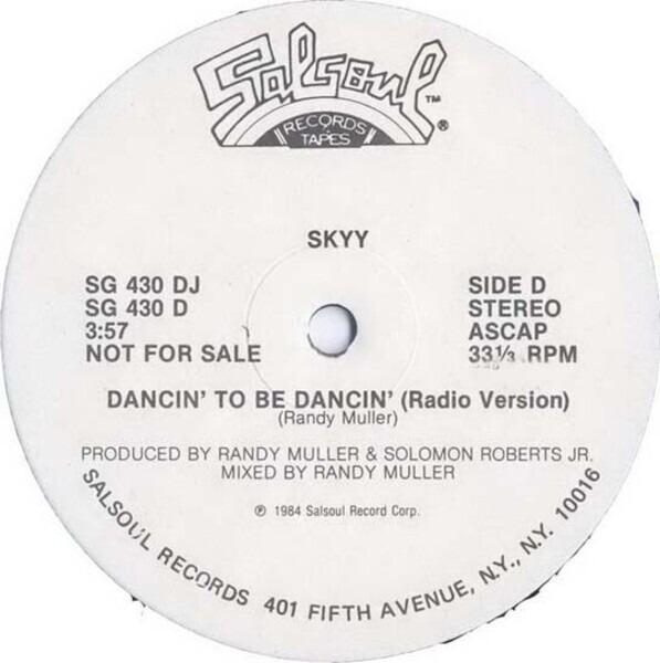 #<Artist:0x000000040a7540> - Dancin' To Be Dancin'