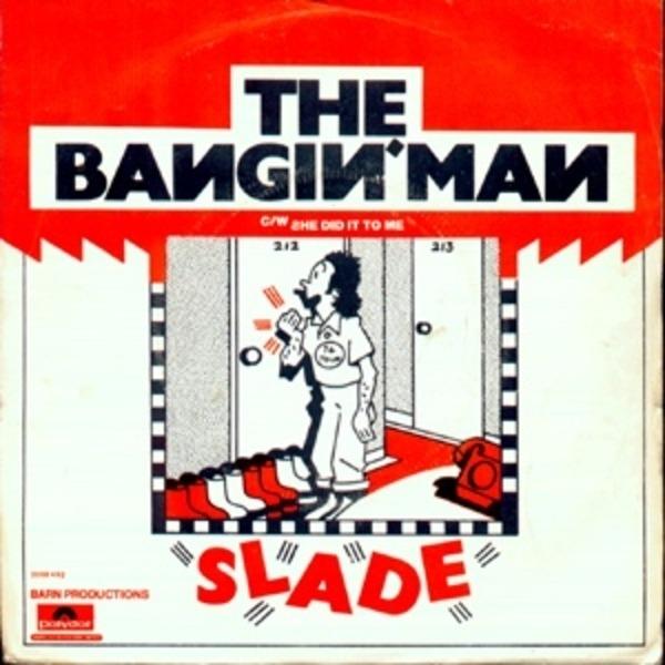 #<Artist:0x007f1f41d0e640> - The Bangin' Man