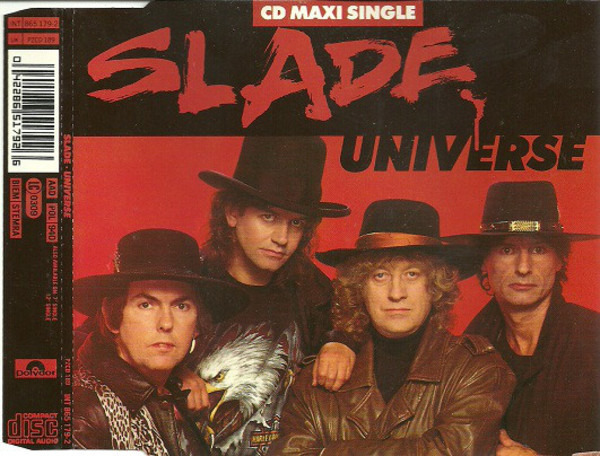 SLADE - Universe - CD single