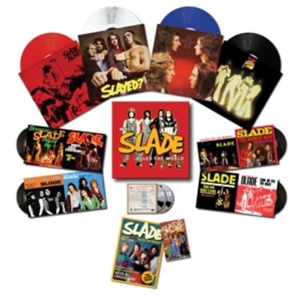 #<Artist:0x00007f418efb2328> - When Slade Rocked The..