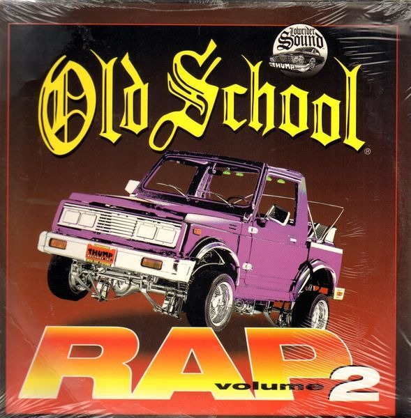 #<Artist:0x007f176a06b610> - Old School Rap Volume 2