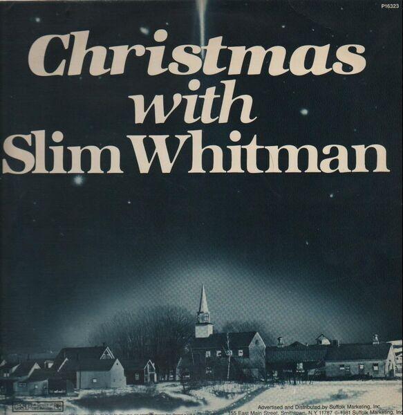 #<Artist:0x007f7988f03dc8> - Christmas with Slim Whitman