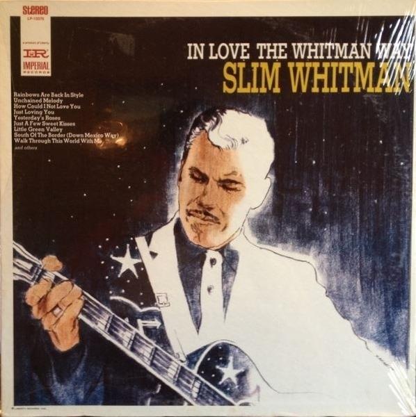 #<Artist:0x007fa42b1a8778> - In Love the Whitman Way
