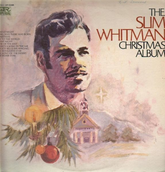 #<Artist:0x007f9efb55d0b0> - The Slim Whitman Christmas Album