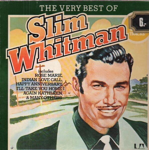 #<Artist:0x00007f418f9e9760> - The Very Best Of Slim Whitman