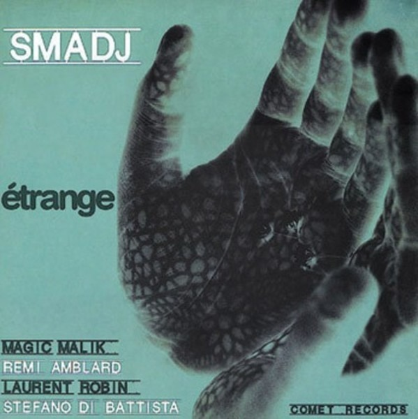 SMADJ - Etrange (STILL SEALED) - Maxi x 1