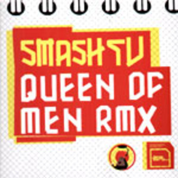 SMASH TV - Queen Of Men (Rmx) - Maxi x 1