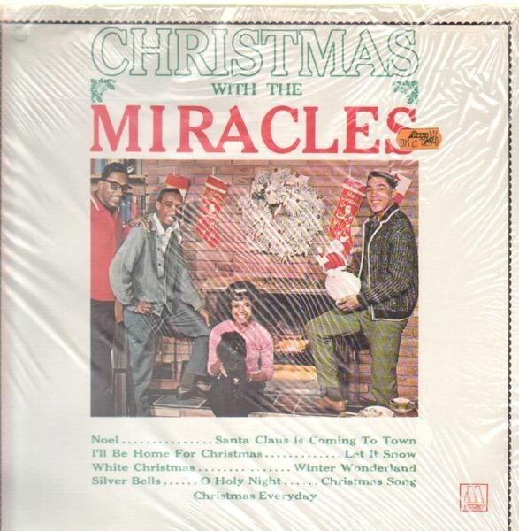 #<Artist:0x007f8933e4db08> - Christmas with the Miracles