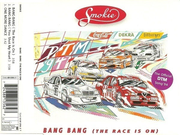 #<Artist:0x007f85538e66d0> - Bang Bang (The Race Is On)