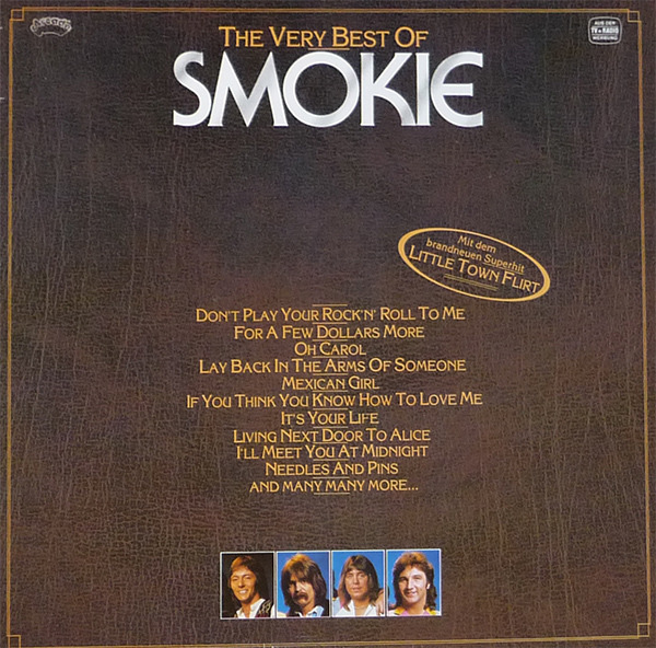 #<Artist:0x007f67cc871528> - The Very Best Of Smokie