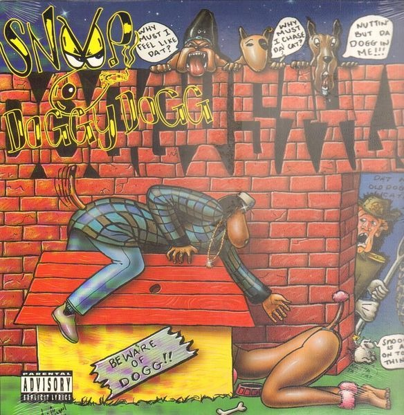Doggystyle Still Sealed By Snoop Doggy Dogg Lp With