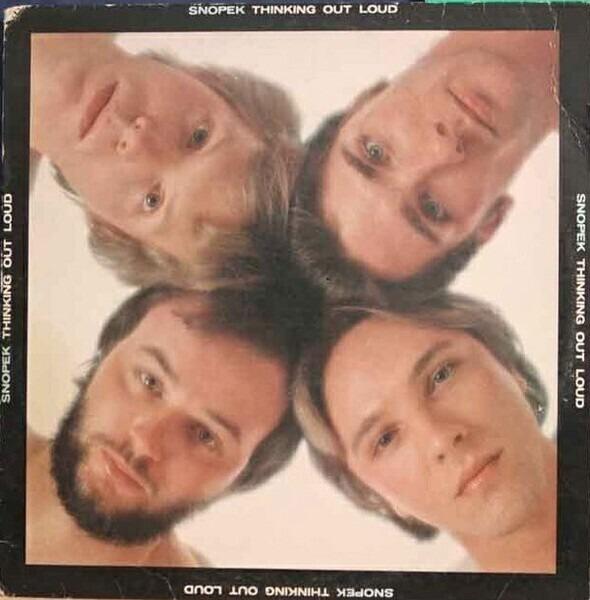 SNOPEK - Thinking Out Loud - LP