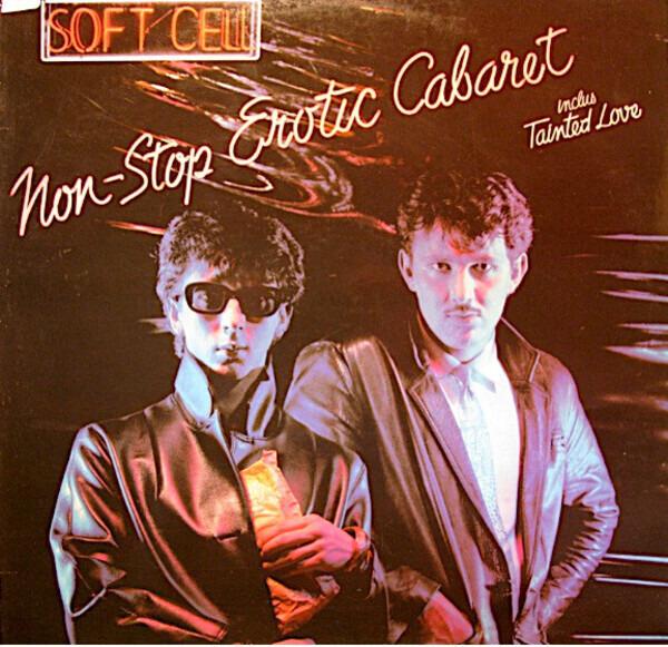 #<Artist:0x00007fd90587ac68> - Non-Stop Erotic Cabaret