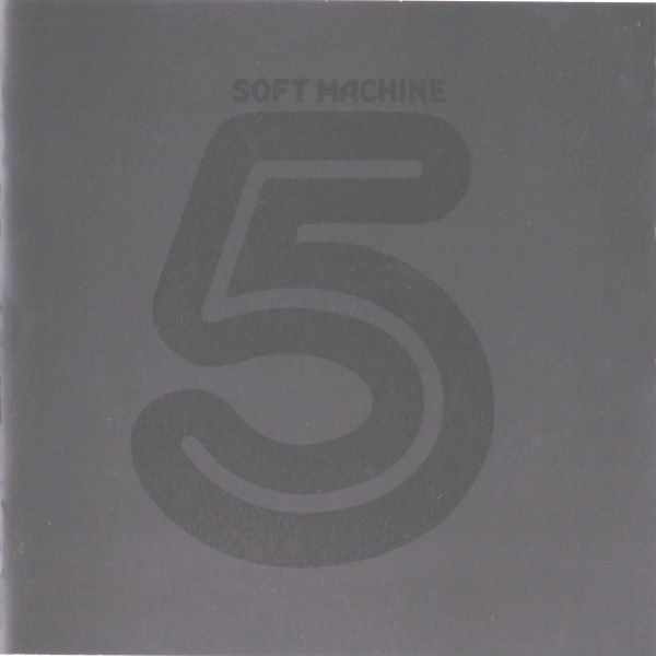SOFT MACHINE - Fifth - CD