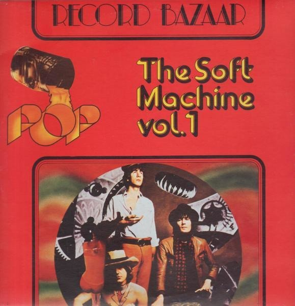 #<Artist:0x00007fd905ac7f98> - The Soft Machine Vol.1